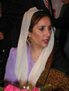 Benazir Bhutto was the first woman elected to lead a Muslim state, and is the only one to be elected twice