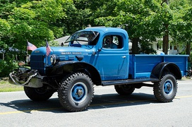 First-generation Dodge Power Wagon