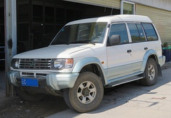 GAC Changfeng-Leopaard Pajero (China)