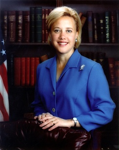 Landrieu, during the 108th Congress as United States Senator from Louisiana