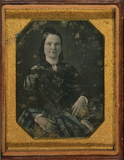 Mary Todd Lincoln in 1846