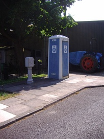 RAC roadside telephone box