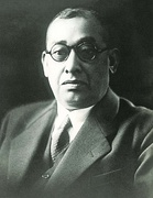 Rash Behari Bose, was one of the key organisers of the Ghadar Mutiny and later the Indian National Army.