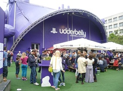 The Udderbelly, 2013
