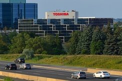 Toshiba Canada offices