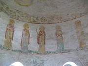 Святительский чин (фреска XII века)