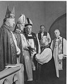 Consecration of William Evan Sanders as Episcopal Bishop Coadjutor of Tennessee, St. Mary's Episcopal Cathedral in Memphis