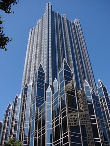 PPG Place, Pittsburgh, Pennsylvania by Philip Johnson (1979–84)