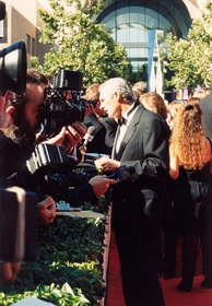 Alda at the 1994 Emmys