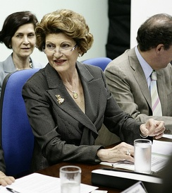 Cypriot politician Androulla Vassiliou was European Commissioner for Education, Culture, Multilingualism and Youth between 2010 and 2014.