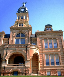 Blue Earth County Courthouse