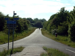 The first section of the NCN to be built was the Bristol & Bath Railway Path, opened in 1984