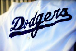 The Dodgers' home uniform has remained relatively unchanged for 70 years.