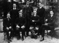 First ESSEC Graduates, class of 1909