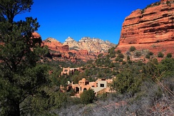 Enchantment Resort near Sedona