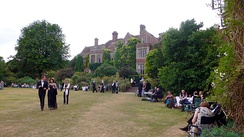 Glyndebourne, where the LPO took over as resident orchestra in 1964