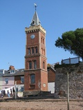 Lympstone clock tower - geograph.org.uk - 1208469.jpg