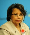 Governor of the Central Bank of Barbados Marion Vernese Williams (PhD)