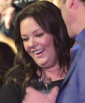 Melissa McCarthy, Outstanding Lead Actress in a Comedy Series winner