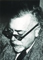 Norbert Wiener, child prodigy and youngest Tufts graduate (BA, 1909)