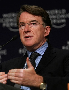 Peter Mandelson was a senior policy and media adviser to Blair and Brown