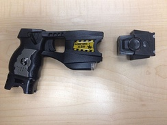 RCMP issue Taser International X-26 conducted energy weapon