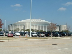 The Houston Astros played 25 Opening Day games in the Astrodome between 1965 and 1999.