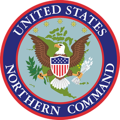 Emblem of United States Northern Command
