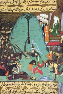 The Battle of Badr, 13 March 624 CE