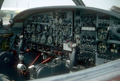 T-37 cockpit in 1969