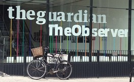 The Guardian's headquarters in London