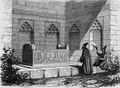 Tomb of Saadi by Pascal Coste, 1867