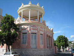Museo de la Arquitectura Ponceña, in Ponce, Puerto Rico, focuses on the Ponce Creole architectural style