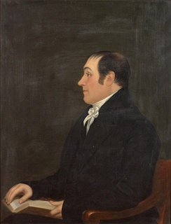 Zephaniah Swift Moore, the second President of the College and first President of Amherst College