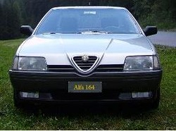 Alfa Romeo 164 (first series)