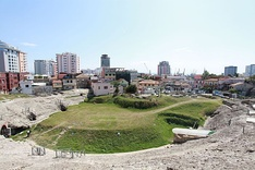 The Amphitheatre of Durrës is on the tentative list for becoming a UNESCO World Heritage Site.