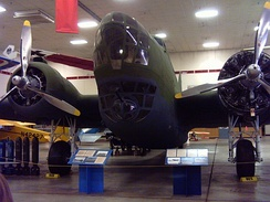 B-18A at Wings Museum