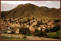 Casa Conejo is a county island in Newbury Park.