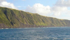 Coast of Faial Island