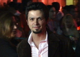 Rodriguez at the 2005 Toronto International Film Festival