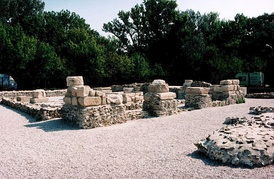 Gerulata- a Roman military camp located near today's Rusovce, Slovakia.