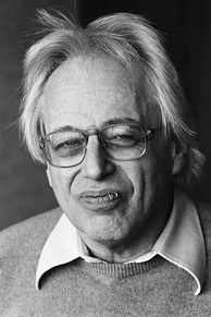 György Ligeti, whose music Kubrick used in 2001, The Shining and Eyes Wide Shut