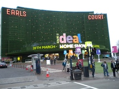 Ideal Home Show, Earl's Court Exhibition Centre, Warwick Road SW5