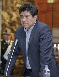 Jorge Yunda Machado, Mayor of Quito