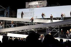 The Brandery fashion show of 2011