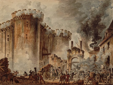 The Storming of the Bastille inspired generations of anarchists.