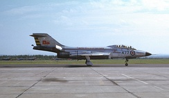 Canadian CF-101 Voodoo in Bagotville, Summer 1962