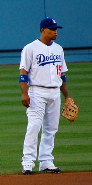 Furcal with the Dodgers in 2009.