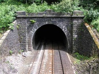 Totley Tunnel on the Manchester to Sheffield line