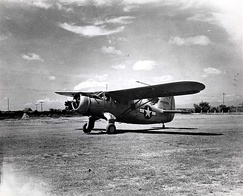 A USAAF 3rd Air Commando Group UC-64A in the Philippines, 1945